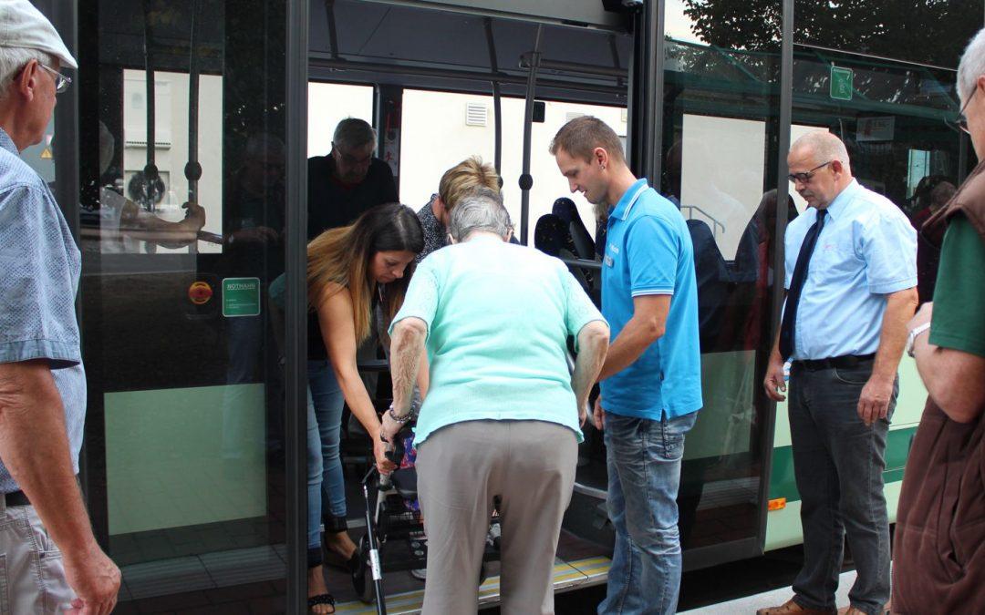 Mobilitätstraining für Senioren