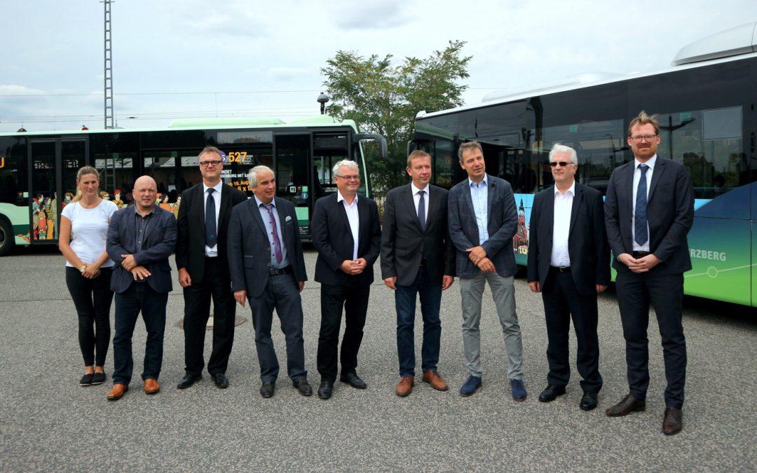 Herzberg – Torgau ab 19. August im 2-Stundentakt