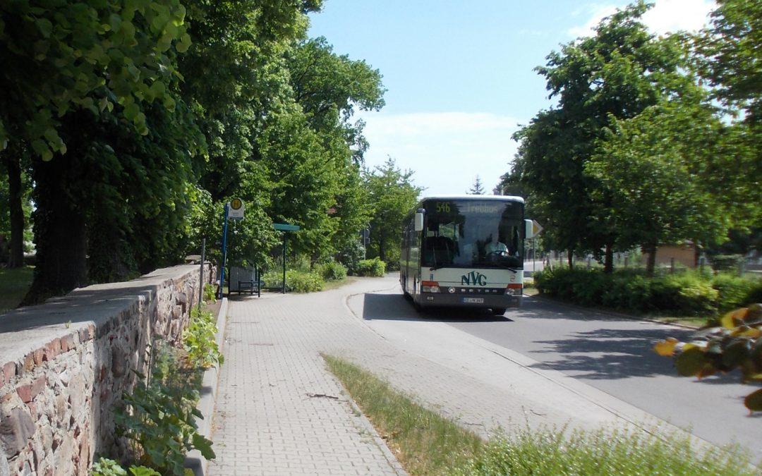 Kleine Fahrplananpassungen zu Jahresbeginn