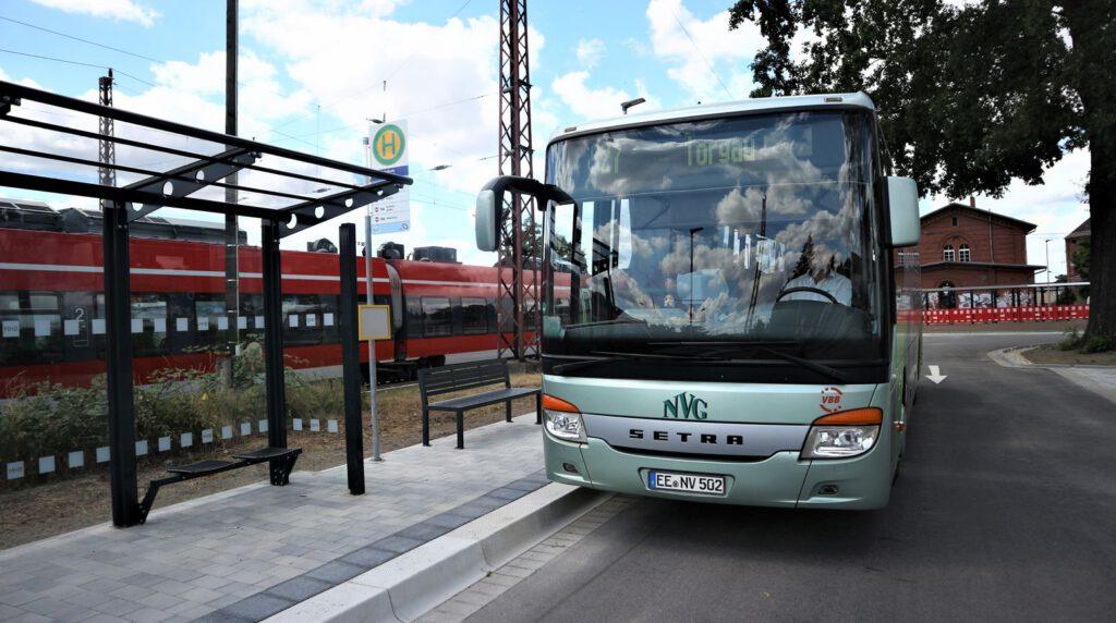 Mehr ÖPNV zwischen Herzberg (Elster) und Torgau