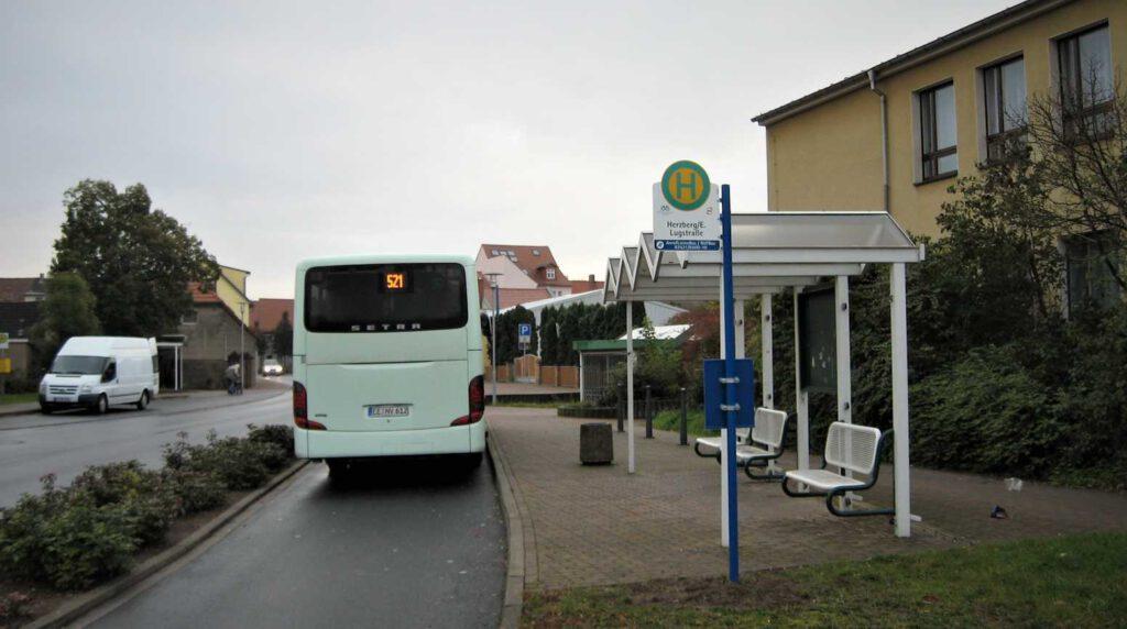 Herzberg (Elster): Sperrung der Torgauer Straße – Änderungen im Linienbusverkehr