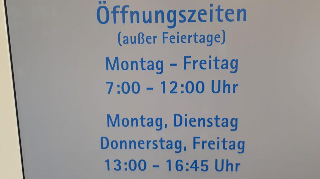 Fahrgastzentrum Elsterwerda öffnet wieder