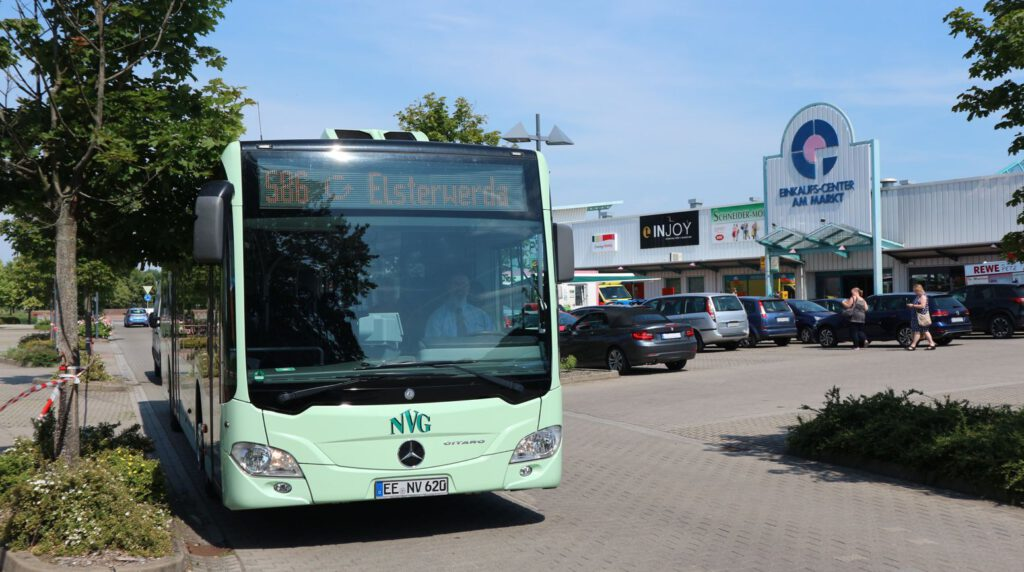Fahrplanwechsel Elbe-Elster am 8. August 2021