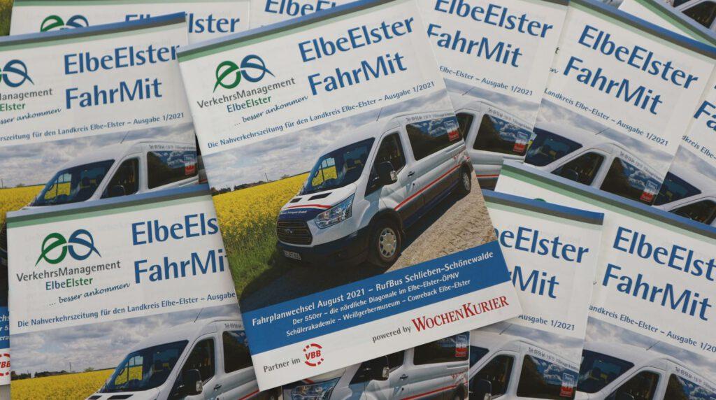 ElbeElster FahrMit 1/2021 erschienen